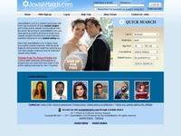 Jewish Dating Site Homepage Image